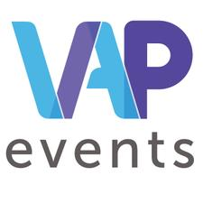 V.A.P. Events logo