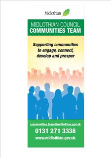 Communities Team, Midlothian Council logo