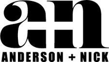 Anderson + Nick logo