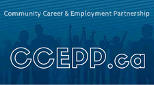Community Career & Employment Partnership logo