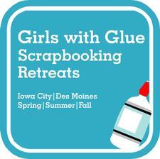 Girls with Glue logo