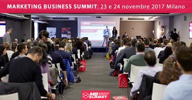 MARKETING BUSINESS SUMMIT 2017 MILANO - EVENTO SEO, Social, Growth Hacking e ADV
