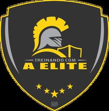 Treinando com A ELITE logo