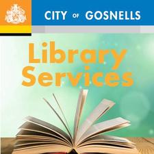 City of Gosnells Library Services logo