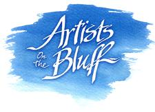 Artists On The Bluff logo