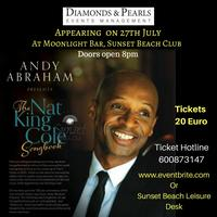 An evening with Andy Abraham