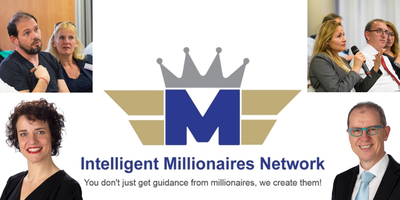Intelligent Millionaires Network NL Event 14 September 2017