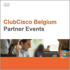 ClubCisco Belgium - Partner Event Calendar logo