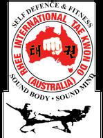 Rhee Taekwondo Perth logo