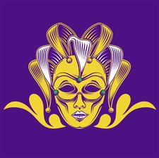 Fountain City Mardi Gras Association logo