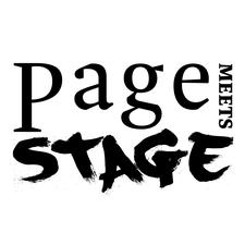 Page Meets Stage logo