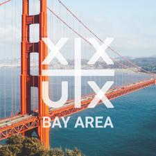 XX+UX Bay Area logo