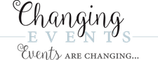 Changing Events  logo