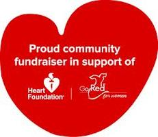 2nd Annual Heart Walk & Red Pump Race (PAINT THE MALL...