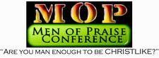 MEN OF PRAISE --  2017 logo