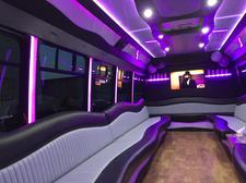 Van Hove Limousine and Party Bus logo