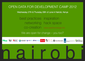 Open Data for Development Camp 2012