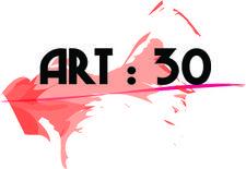Art:30 logo