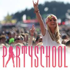 Party School  logo