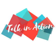 Talk in Action logo