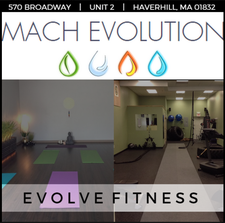 Mach Evolution logo