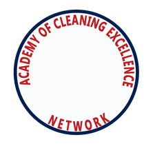 Academy of Cleaning Excellence logo