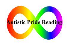 Autistic Pride Reading logo