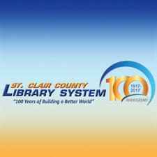 St. Clair County Library System  logo