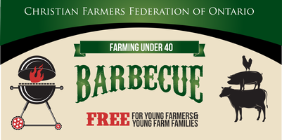 Farming Under 40 Free BBQ Oxford and Wentworth Brant...
