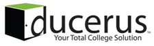 Ducerus- Your Total College Solution logo
