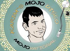 Karim's Mojo Disco logo