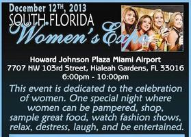 South Florida Women's Expo 2013 MIAMI