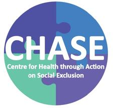 Centre for Health through Action on Social Exclusion (CHASE) logo