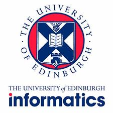 School of Informatics, University of Edinburgh logo