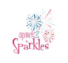 Spark 2 Sparkles logo