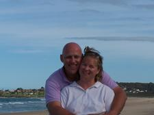Lisa and Jason Wadham from Cedar Creek Essential Oils logo