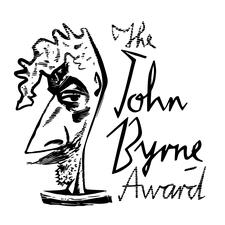 The John Byrne Award logo