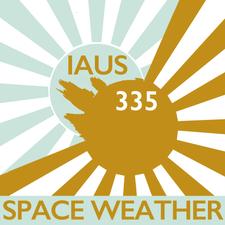 The IAU Symposium 335 at the University of Exeter logo