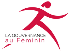 La Gouvernance au Féminin logo