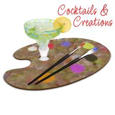 Cocktails & Creations logo
