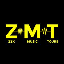 ZZK MUSIC TOURS  logo