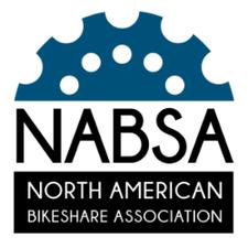 North American Bikeshare Association (NABSA) logo