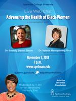 Advancing the Health of Black Women (Live Web Chat)