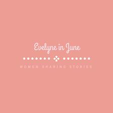 Evelyne in June logo