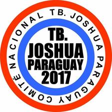 Comité Nacional TB Joshua Paraguay 2.017 logo