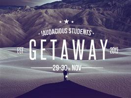 !Audacious Student's getaway