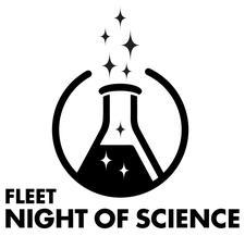 Fleet Night of Science logo