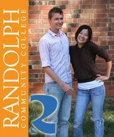 Randolph Community College logo