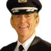 FearlessFlight® with Capt Ron logo