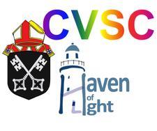 Diocese of St Asaph, CVSC, & Haven of Light CIC logo